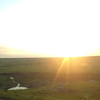The Kansas Flint Hills. They always call me home.