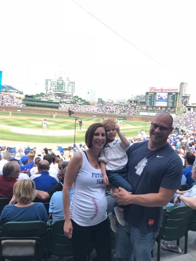 Cubs Game 2018 (BOB)